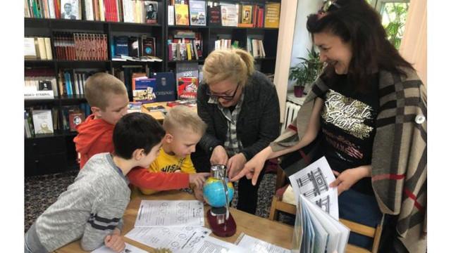 """Biblioteca Municipală """"B.P. Hasdeu"""" a lansat o campanie de promovare a lecturii"""