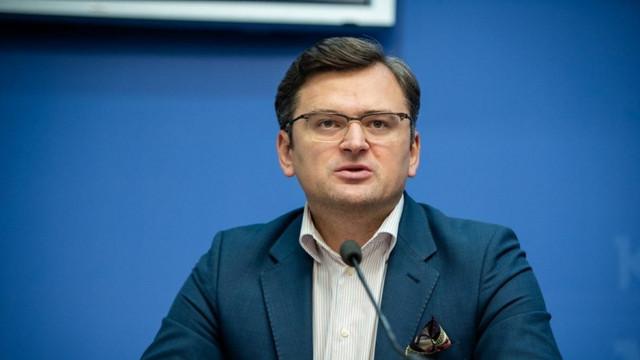 Șeful diplomației ucrainene, în vizită la Berlin pentru negocieri privind Nord Stream 2 și conflictul din Donbas
