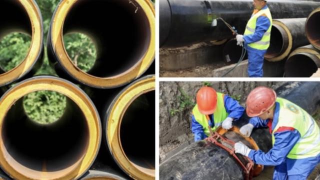 Lucrări de modernizare a conductelor termice: Apa caldă va dispărea din robinete doar în cazuri excepționale, pentru scurt timp