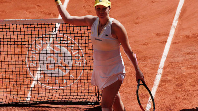 Tenis | Anastasia Pavliucenkova, prima finalistă la Roland Garros