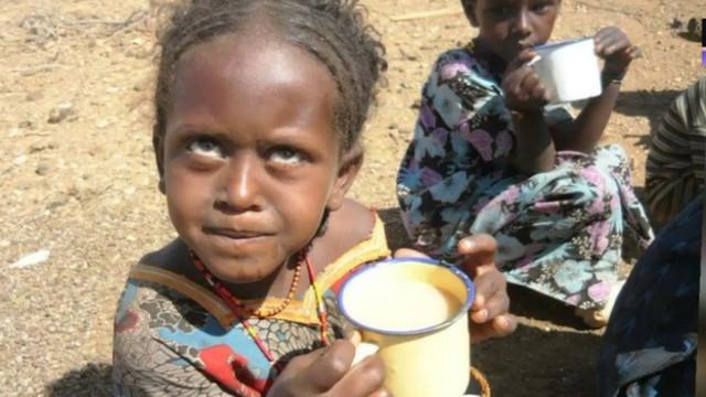 Aproximativ 30.000 de copii subnutriți riscă să moară în regiunea etiopiană Tigray, avertizează UNICEF