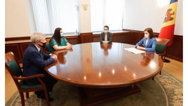 Consolidarea relațiilor dintre Republica Moldova și Irlanda pe diferite dimensiuni a fost discutată la Președinție