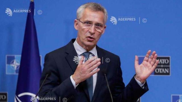 Stoltenberg avertizează asupra provocărilor generate de Rusia și China înainte de summit-ul NATO