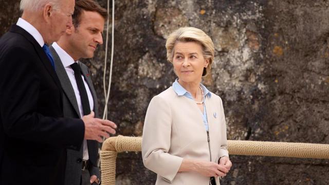 Summitul G7: Ursula von der Leyen anunță că Europa poate conta pe o alianță transatlantică puternică pentru a face față Rusiei, care subminează ordinea de securitate europeană