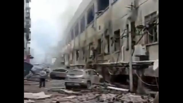 Explozie puternică a unei conducte de gaz, în China. Bilanț provizoriu: 11 oameni au murit, 37 sunt grav răniți