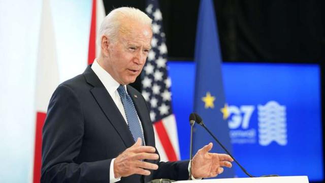 Joe Biden: Democrațiile occidentale sunt în competiție cu guvernele autocrate