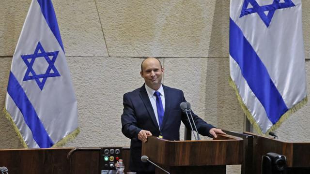După 12 ani în funcția de premier, Netanyahu a fost înlăturat de la putere