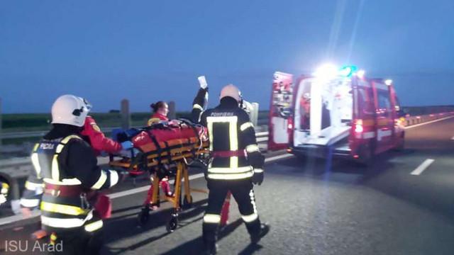 Un accident grav s-a produs în România. Printre victime este și un cetățean al R. Moldova