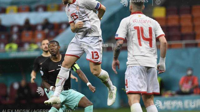 EURO 2020: Austria, prima victorie la un EURO, 3-1 cu Macedonia de Nord, la București