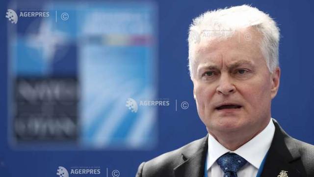Summit NATO | Președintele Lituaniei: