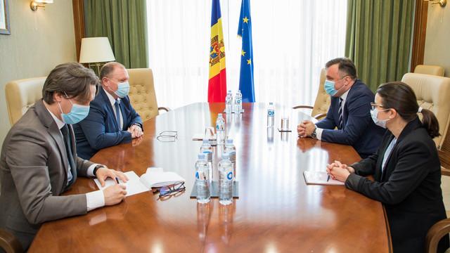 Aureliu Ciocoi: Este necesar ca scrutinul legislativ să se desfășoare în absolută corespundere cu standardele europene
