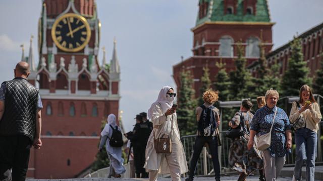 Moscova prelungește restricțiile anti-COVID și închide zonele pentru suporterii EURO 2020, după explozia numărului de cazuri