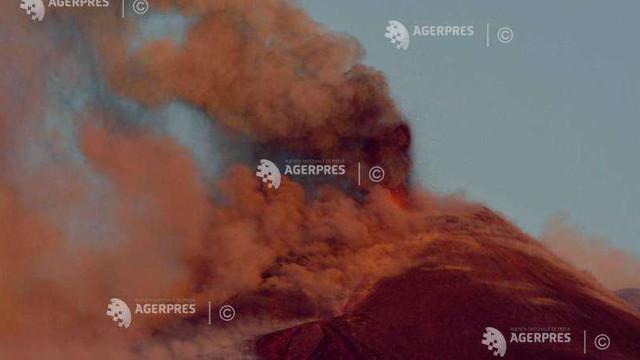 Italia: Vulcanii Etna și Stromboli au erupt din nou