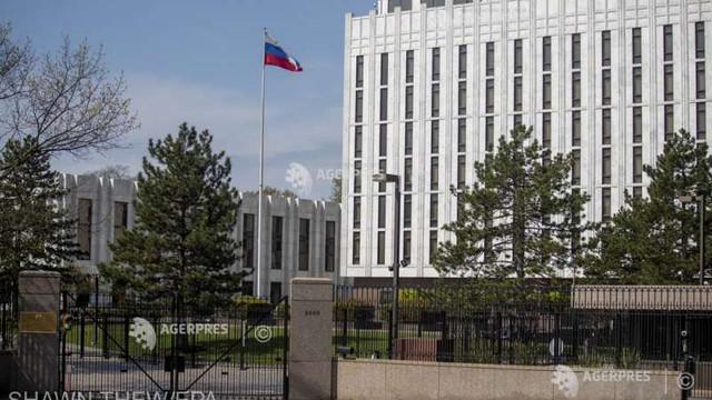 Ambasadorul rus a decolat spre Statele Unite pentru a reveni la post