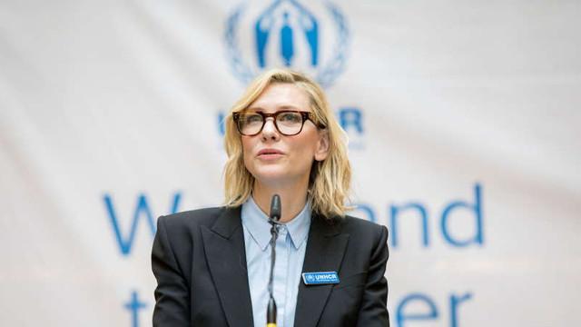 Cate Blanchett consideră că pandemia reprezintă o ocazie de a reflecta asupra situației dificile a refugiaților