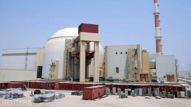 Centrala nucleară iraniană din Bushehr, închisă temporar din cauza unei ''defecțiuni'' tehnice