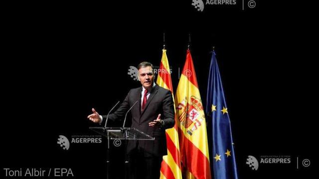 Guvernul spaniol îi va grația pe separatiștii catalani încarcerați, anunță premierul Sanchez