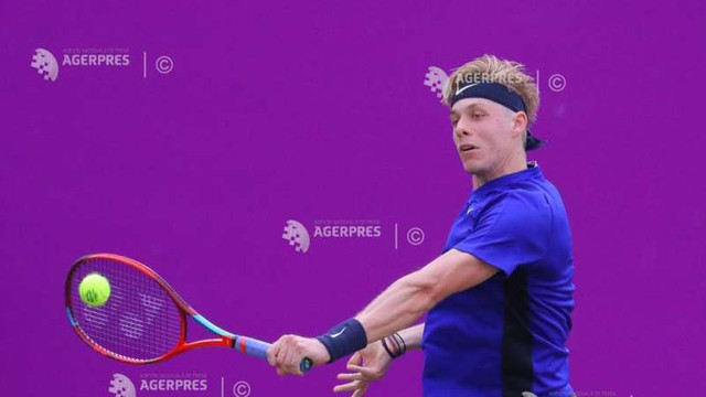 Tenis: Denis Shapovalov a renunțat la Jocurile Olimpice de la Tokyo