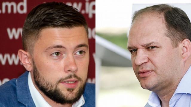 Primarul Ion Ceban îi cere viceprimarului Victor Chironda să-și prezinte demisia