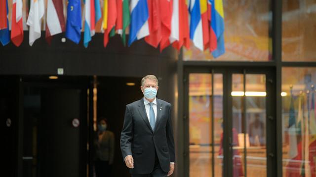 Klaus Iohannis va participa la reuniunea Consiliului European. Subiectele care vor fi discutate de liderii europeni