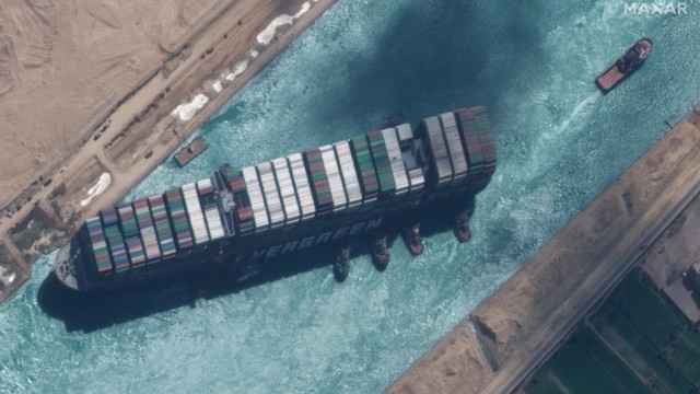 Nava Ever Given va fi eliberată la trei luni după ce a blocat Canalul Suez. Despăgubirile cerute de Egipt