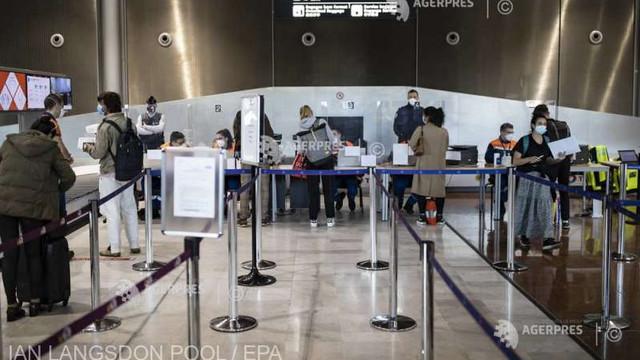 Belgia: Un an de închisoare pentru un pasager cu test PCR falsificat pe aeroportul din Bruxelles