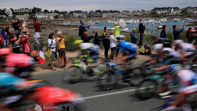 Organizatorii Turului Franței și-au retras plângerea penală împotriva spectatoarei care a provocat un carambol de proporții