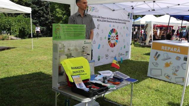 Festivalul Mediului a finalizat cu Iarmarocul EcoLocal