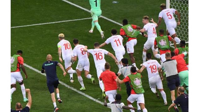 Echipa națională a Franței părăsește campionatul european de fotbal