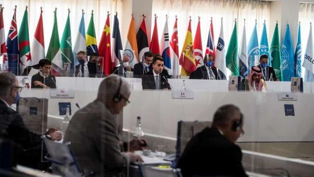 Miniștrii de externe din G20, reuniți în Italia, abordează strategia privind combaterea pandemiei