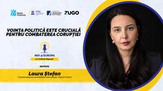 NOI ȘI EUROPA   Voința politică este crucială pentru combaterea corupției (podcast)