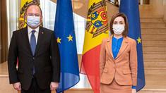 Președinta Maia Sandu va avea o întrevedere cu ministrul Afacerilor Externe al României, Bogdan Aurescu