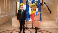 LIVE   Declarație de presă susținută de Președinta Maia Sandu și Ministrul Afacerilor Externe al României, Bogdan Aurescu