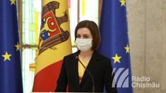 Maia Sandu vine cu un mesaj cu ocazia Zilei Constituției: Trebuie să construim, în sfârșit, un stat de drept