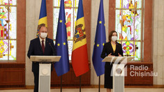 """GALERIE FOTO   Bogdan Aurescu: """"România este pregătită pentru accelerarea proiectelor de susținere pentru dezvoltarea și modernizarea Republicii Moldova"""""""