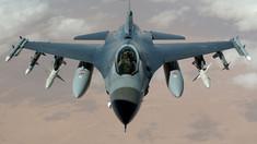 """S-a încheiat exercițiul aerian """"Thracian Star 2021"""" din Bulgaria la care au luat parte și avioanele F-16 românești"""