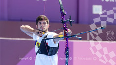 Arcașii Dan Olaru și Alexandra Mîrca părăsesc Jocurile Olimpice de la Tokyo