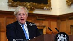 Boris Johnson le cere britanicilor 'prudență', în pofida recentei scăderi a numărului de cazuri de contaminare cu noul coronavirus