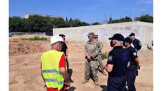 Două Unități de pompieri și salvatori vor fi construite cu suportul SUA