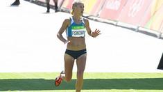Atleta Lilia Fisikovici pleacă la Jocurile Olimpice de la Tokyo