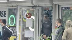 Polițist reținut, suspectat de estorcarea de bani de la agenții economici