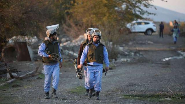 Azerbaidjanul a eliberat 15 soldați armeni luați prizonieri în timpul conflictului din Nagorno-Karabah