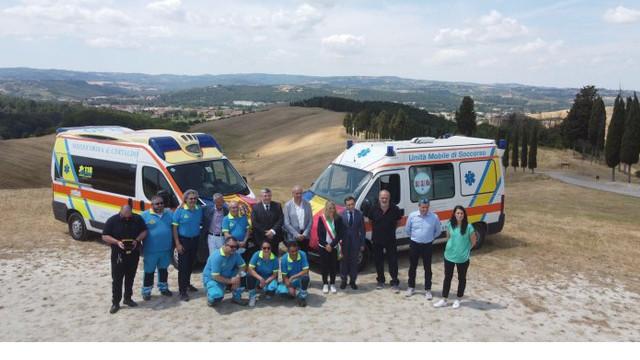 R.Moldova va primi două ambulanțe din partea Italiei