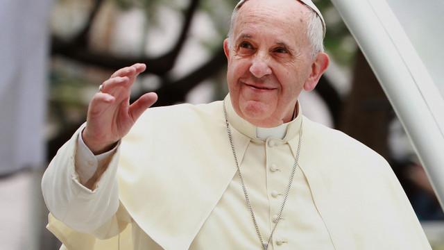 Papa Francisc a trimis 15.000 de înghețate deținuților din două penitenciare în timpul caniculei din Roma