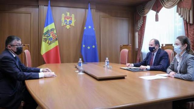 Ambasadorul italian și secretarul de stat MAEIE salută dinamica relațiilor moldo-italiene