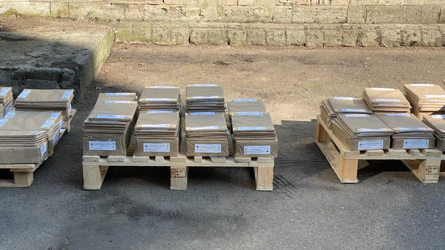 A început repartizarea buletinelor de vot către consiliile electorale de circumscripție
