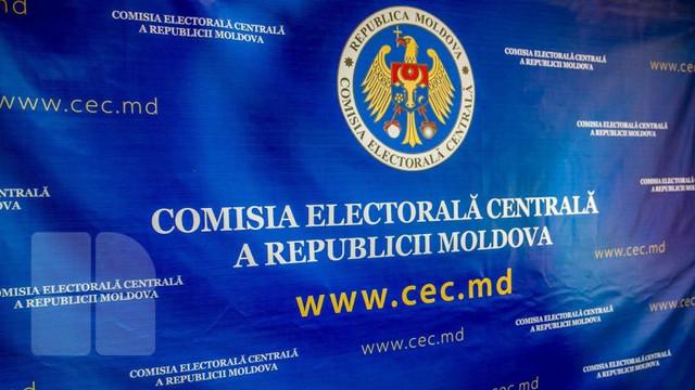 CEC a acordat mandate de consilier în 14 localități din Republica Moldova
