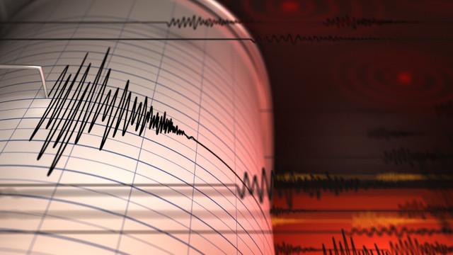 Cutremur cu magnitudinea 4,1 în zona seismică Vrancea
