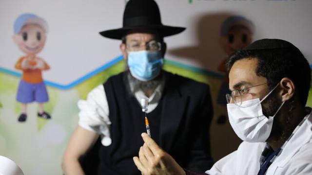Israelul va oferi a treia doză de vaccin împotriva COVID-19 persoanelor cu imunodeficiențe