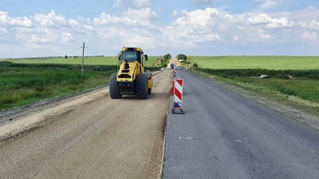Reabilitarea drumului ce duce la vama Giurgiulești va fi finalizată în 2022